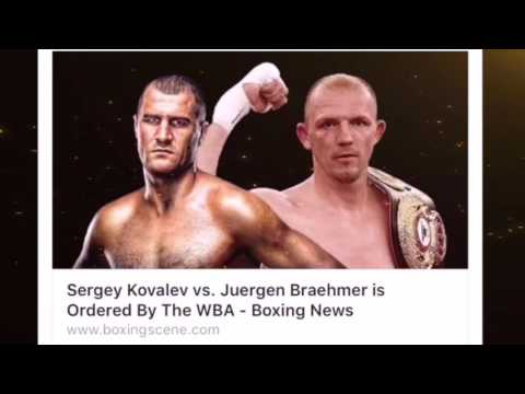 THE RELAY: WBA orders a mandatory defense for Kova, Brooks packing the pounds