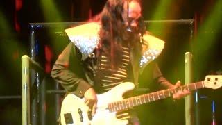 Earth Wind & Fire Live Jupiter/Serpentine Fire/Devotion at LA Forum 2015