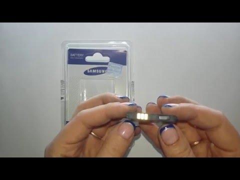 Аккумулятор Samsung S3650 High Copy