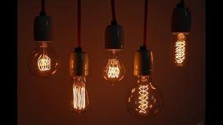 Кто первый изобрёл лампу накаливания