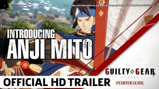 Guilty Gear Strive Anji Mito Starter Guide