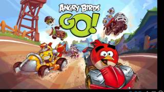 Play ANGRY BIRDS GO On Your PC