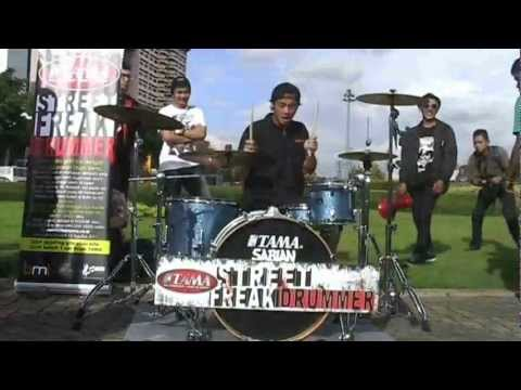 TAMA : Street Freak Drummer - ENO Netral Tugu Tani