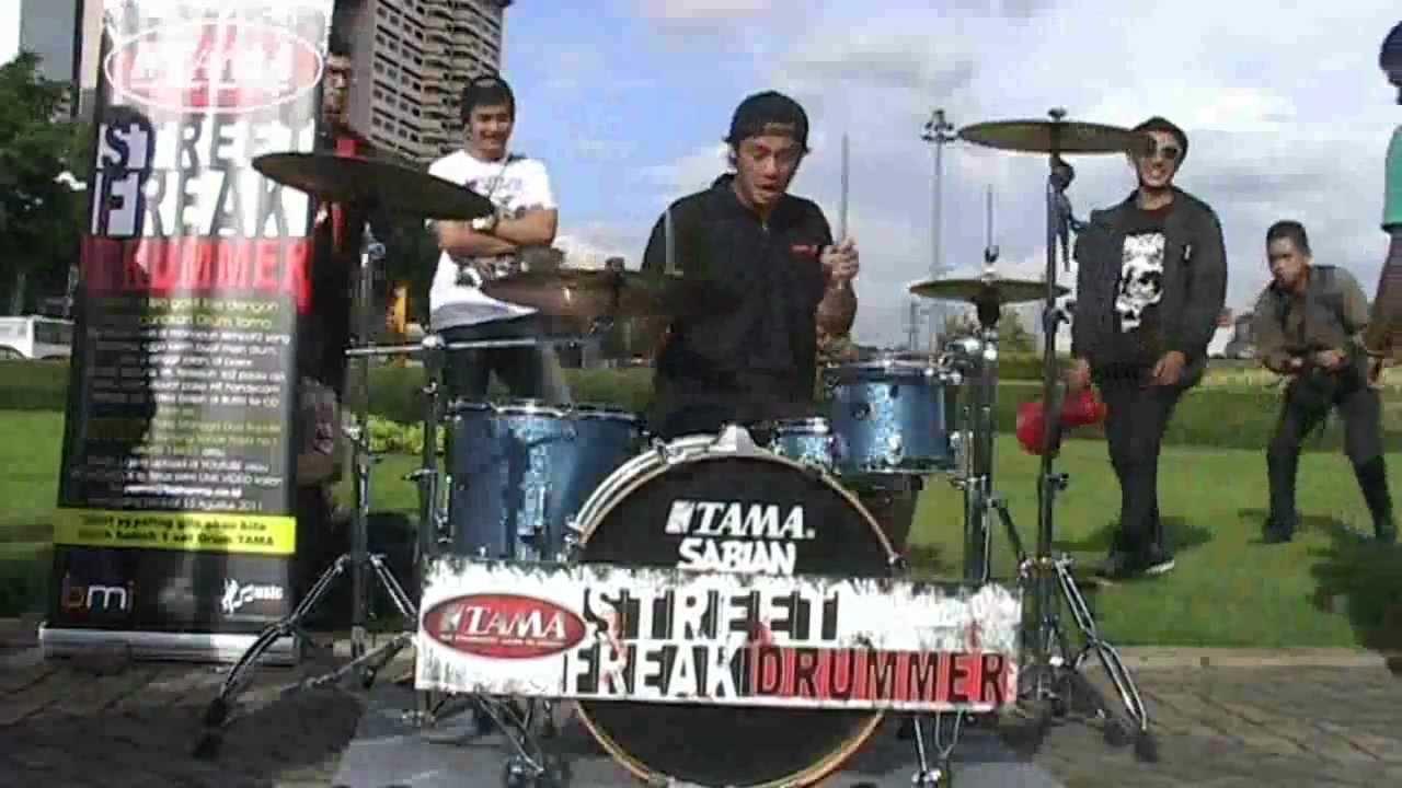 tama street freak drummer eno netral tugu tani youtube. Black Bedroom Furniture Sets. Home Design Ideas