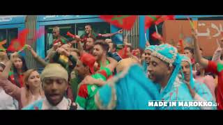 Official Music  World Cup Russia 2018 MOROCCO EXCLUSIVE Music Video  2018