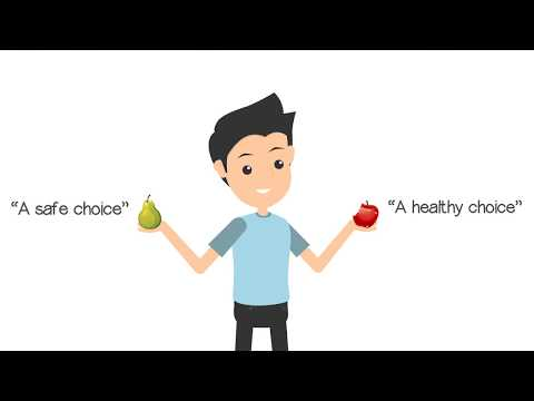 Apples, pears and food safety