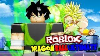 THE NEW SAIYAN! | Dragon Ball Ultimate | EP 1 (Roblox Dragon Ball Roleplay)