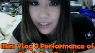 Mini Vlog & Singing Black Ops 2 Parody Song Live (yup no autotune) + free download