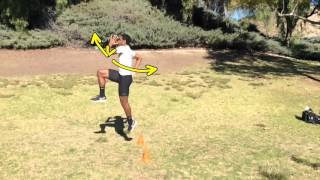 Long Jump Take-off Learning Progression