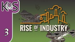 Rise of Industry Ep 3: The Complications of Clothing - PRESS ALPHA! - Let