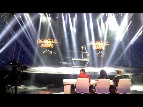 MAGIC ALEX & Team ČSMT semifinále BACKSTAGE