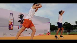 Spritzer +Fiber Fitness Fiesta!