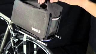 Bolsas para Bicicletas - Bolsa portaequipajes Thule Pack 'n Pedal