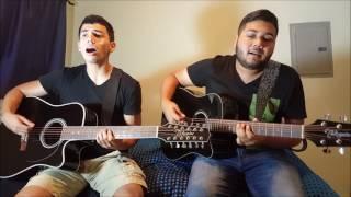 No Lo Hice Bien - Los Plebes del Rancho (cover) / Sergio y Efrain
