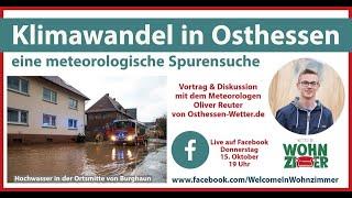 Klimawandel in Osthessen? Eine meteorologische Spurensuche
