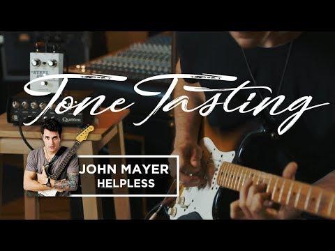 Tone Tasting: Nailing John Mayer's tone on