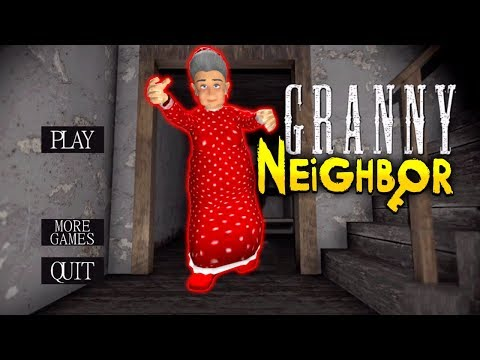 ДОБРАЯ БАБУЛЯ ГРЕННИ СОСЕД - Scary Neighbor Granny Escape