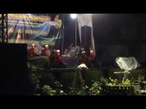 Bahrus Syafaah di Fesban Muallimin Tjoekir Jombang