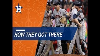 How They Got There: Astros Extended Cut