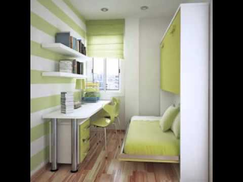 DIY Interior design decorating ideas for small bedroom - YouTube