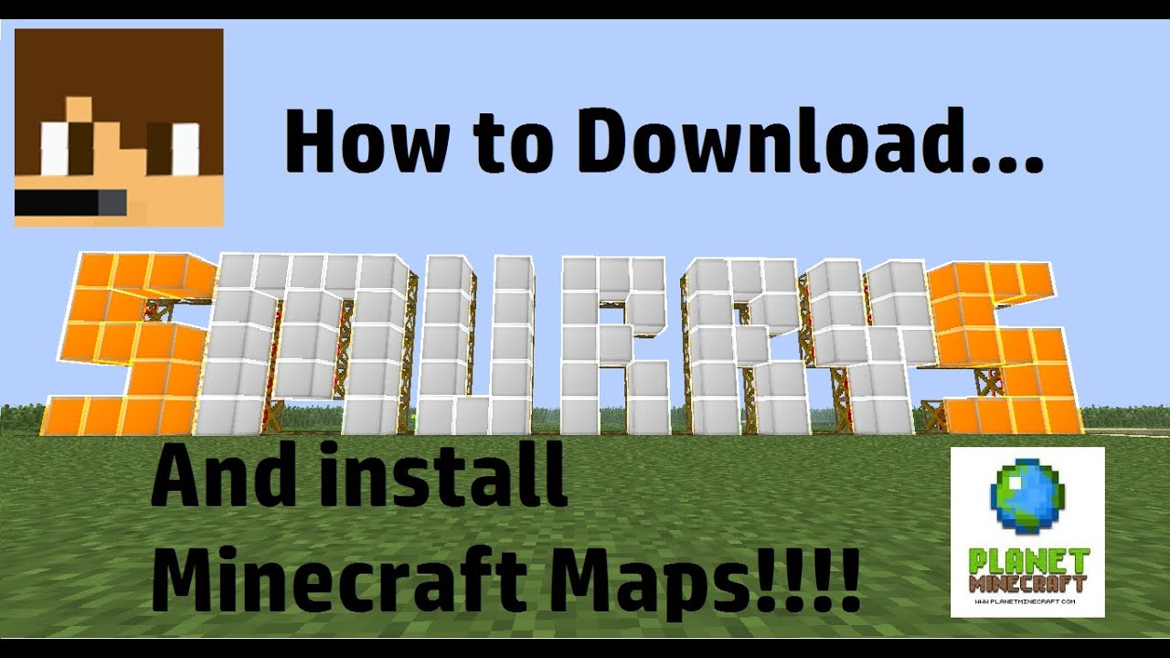 how to upload a map to planet minecraft
