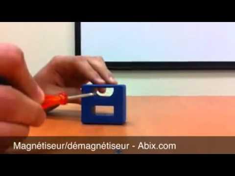 magnetiseur demagnetiseur