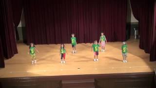(木)KID'S HIP HOP「ポップコーン」 SHINJI 2-6  2015/7/26(日)スクービードゥ セルフショーケース @興風会館