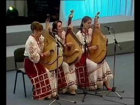 Мистецькі історії, Серебряные струны Украины (бандуры)