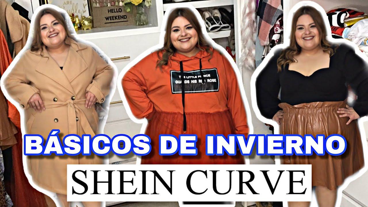 BASICOS DE INVIERNO/SHEIN CURVE TRY ON HAUL