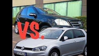 V8 SUV fahren zum Kleinwagenpreis?!