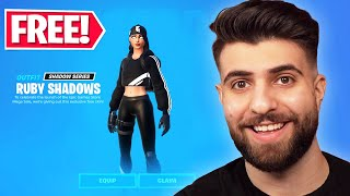 Epic is Giving out a FREE SKIN! (How to Unlock)