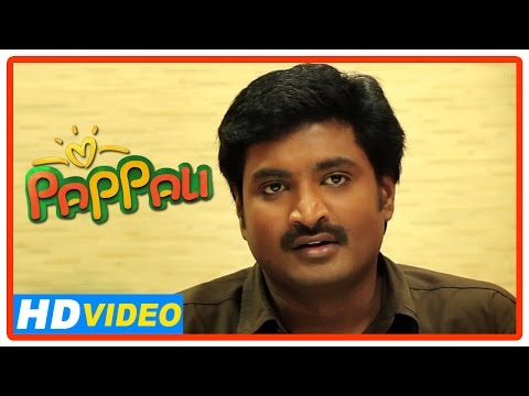 Pappali Tamil Movie | Scenes | Senthil Attends Interview At Delhi | Ishara | Saranya