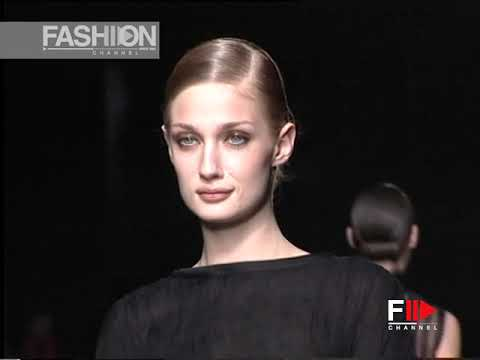 ALBERTA FERRETTI Fall 2003 2004 Milan - Fashion Channel
