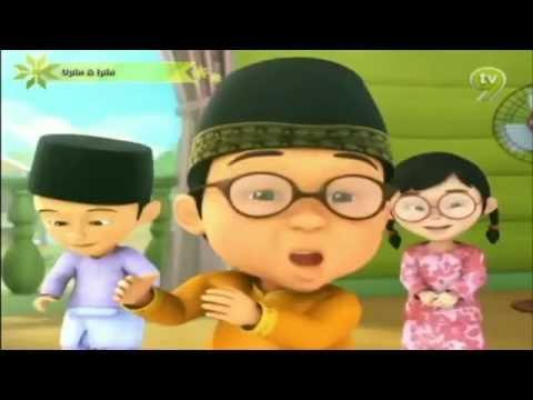 LAGU ANAK== Baju Baru Alhamdulilah== Dea (Upin Ipin)