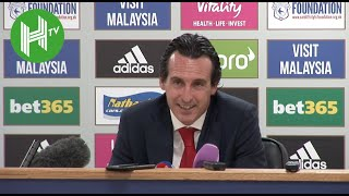 Unai Emery 'delighted' with Lacazette - Aubameyang combination - Cardiff 2-3 Arsenal