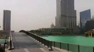 Burj Khalifa Park Dubai