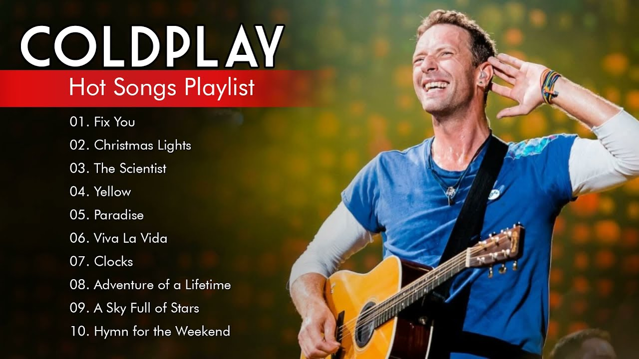 Best Songs Of Coldplay Full Album 2021  Top 30 Coldplay Greatest Hits New Playlist