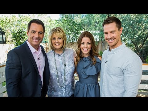 Bree Williamson and Jason Dohring chat about Love and Entertainment