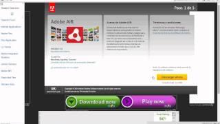 تحميل برنامج Adobe Air ^_^