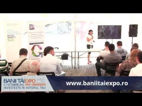 Seminar Cristiana Mihai, OTP Asset Management: 'Legende  urbane despre fonduri de investitii'