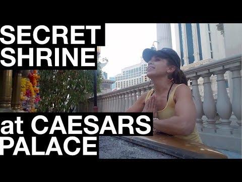 Free Parking in Vegas: Gordon Ramsay vs. Secret Caesars Palace Brahma Shrine