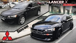 Mitsubishi Lancer X Evolation @Facelift // Not EVO X