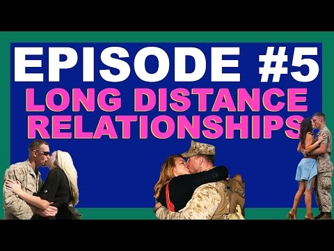 USMC Long Distance Relationships and Public Affairs/COMCAM Differences - Podcast Ep. 5