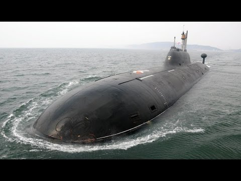 Nuclear Gephard : Russian Nuclear Submarine, Project 971 Akula III