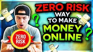 The NO RISK Way To Make Money Online When You Are Broke