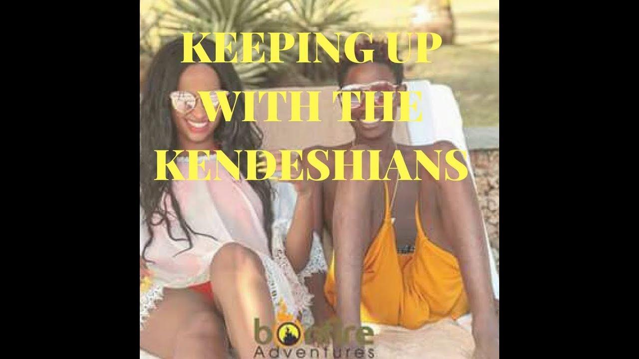 Best of Eric Omondi Balls challenge [keeping up with the KENDESHIANS] #EricOmondiBallFireChallenge