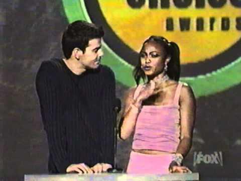 Jordan Knight on 1999 Teen Choice Awards