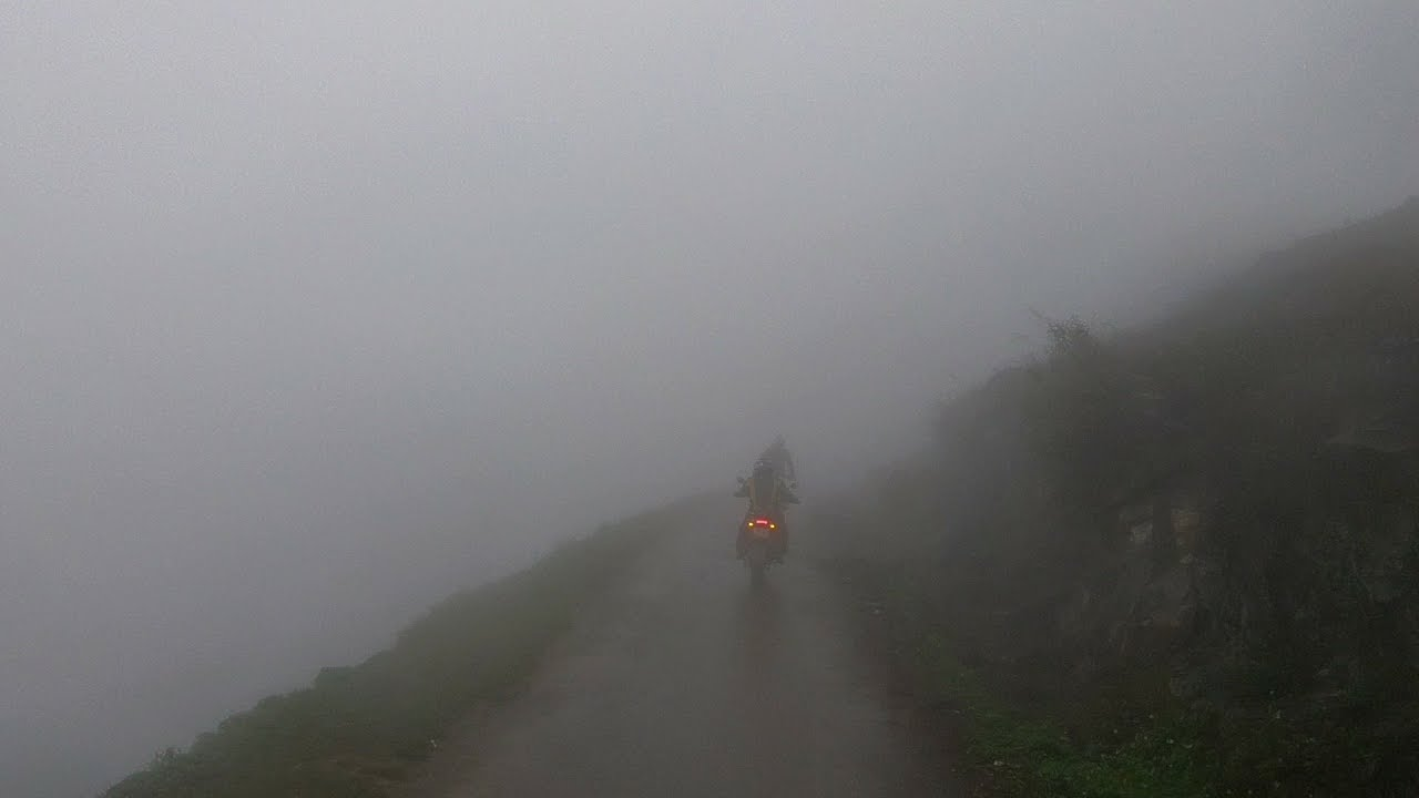 Lần đầu ngồi xe off road 1200 phân khối chạy đường đèo Hà Giang