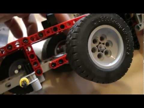 Rear Wheel Mod Lego Technic 9397