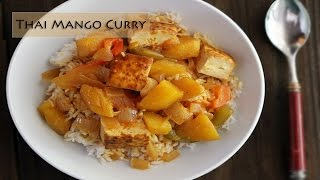 Happivore - Thai Mango Curry